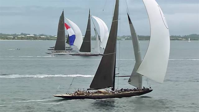 Lionheart's consistent sailing in the three-day regatta paid off