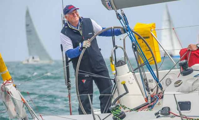 Mark Mansfield will talk at Kinsale Yacht Club