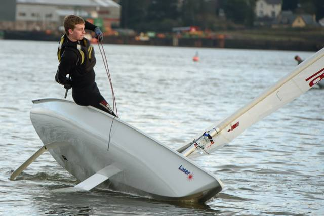 Laser Sharp O'Sullivan Continues to Lead Monkstown Bay Sailing League
