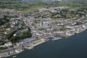 Top Port – Cork harbour and Cobh are critic's favourite