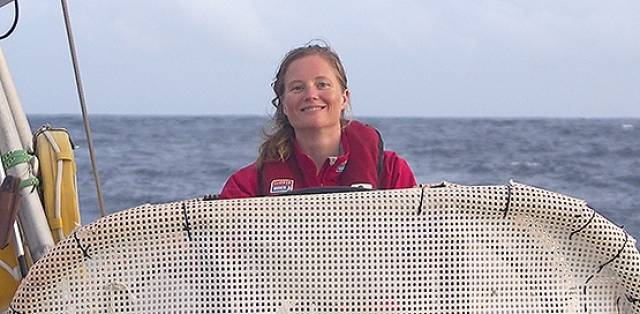 Sarah Young – washed overboard in the Clipper Race