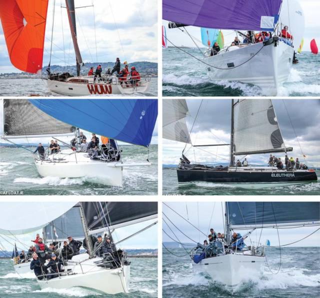 Sovereign's Cup 2019: The Runners & Riders at Kinsale Yacht Club