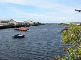 Sligo Harbour has had 18 vessels so far dock in 2016, an increase of 18% traffic on last year