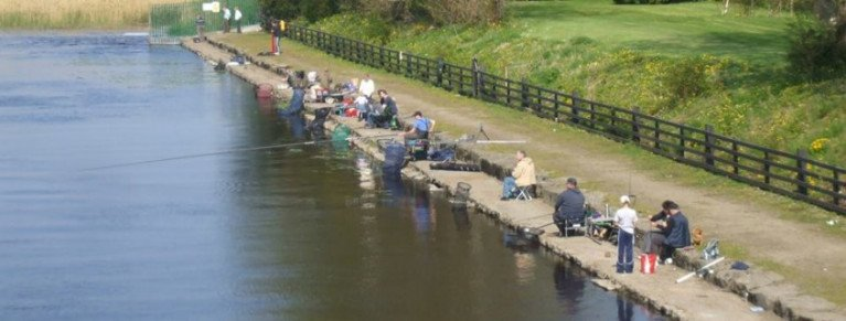 Inland Fisheries Ireland recommend no competition fishing