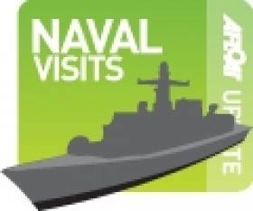 Tripartite Naval Visitors for Dublin Port