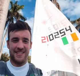 Finn Lynch is looking forward to the Miami World Cup despite recovering from a neck injury