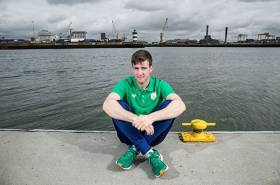Finn Lynch, the youngest Laser Standard sailor, competes at the Rio Olympics on August 8