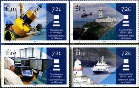New Stamps Commemorate Irish Lights