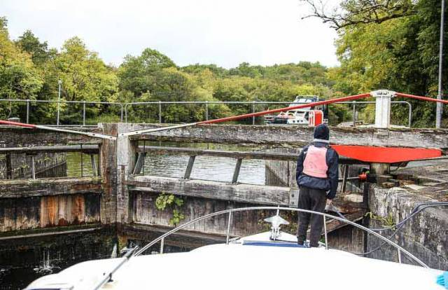 Roll Out of River Shannon Smart Card Charging at Locks & Bridges