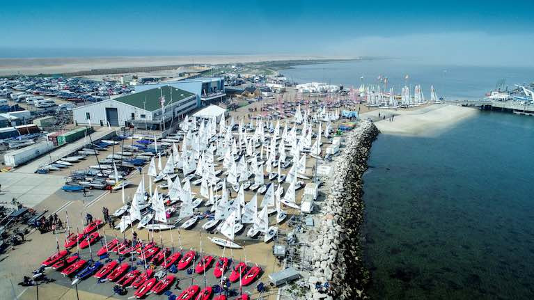 2023 Flying Fifteen Worlds to be Sailed at Weymouth & Portland, UK