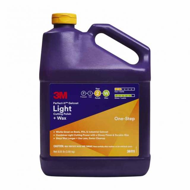 3M Offers New Products to Achieve Perfect Gelcoat Finish