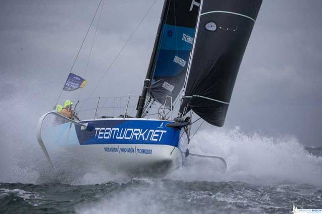 Do the Irish Lose the Run of Themselves Aiming for the Vendee Globe?