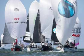 Close competitive racing awaits those who attend next year's 2020 ORC/IRC World Championship in Newport