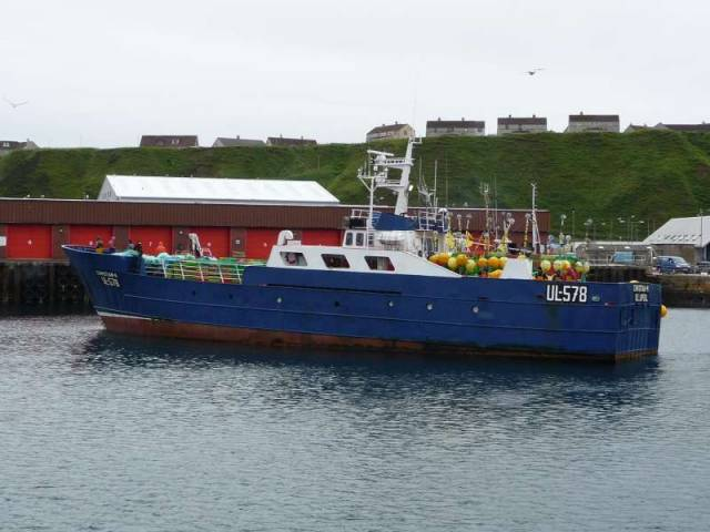 Crew Leaves Roach-Ridden Trawler Detained In West Cork