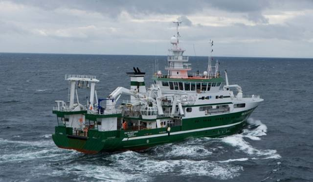 R.V. Celtic Explorer Sets Sail, Ireland To Expand Global Seabed Mapping Footprint