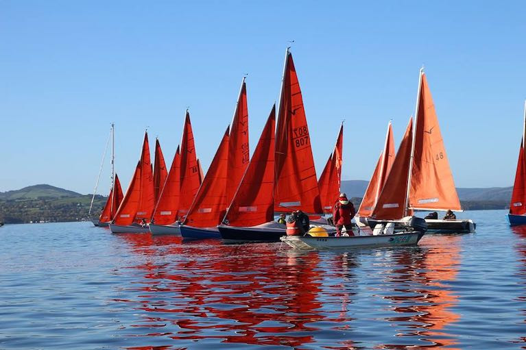 Kinsale Yacht Club To Host 2022 Squib Combined Irish & UK Championships
