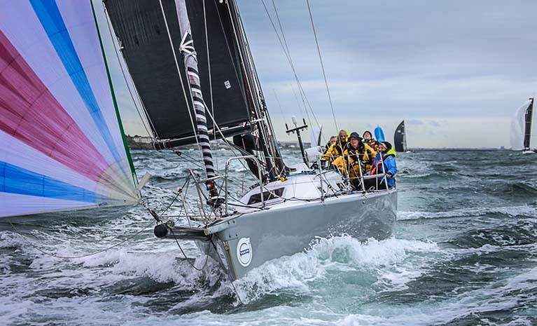 Welsh ISORA yacht Jackknife