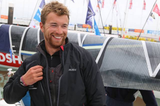Andrew Baker is an experienced offshore sailor and part of the Vendée 2020 Vision solo programme