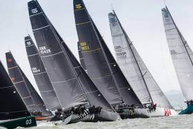 The FAST40+ CLASS represents the modern day One Ton race yacht, light displacement race boats, with IRC TCCs of between 1.210 and 1.270