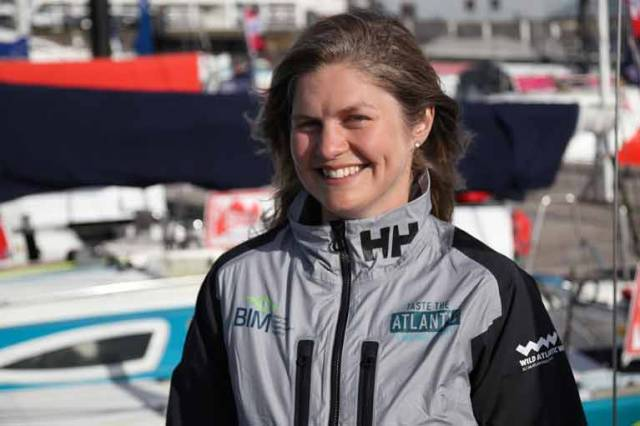 Mayo Female Solo Sailor Joan Mulloy Completes First Figaro II Race