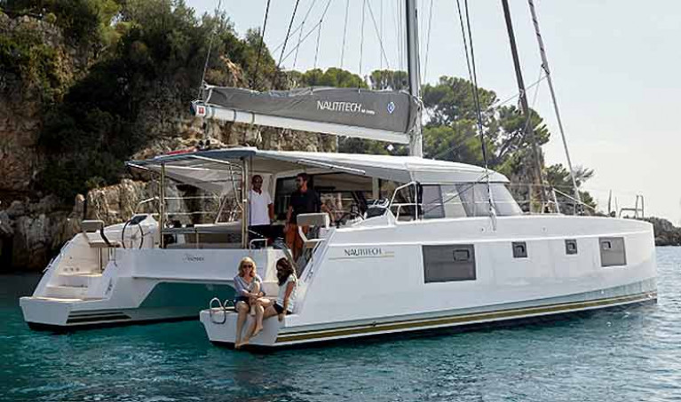 Catamaran Sailing: Ever Dreamed of a Year off in the Caribbean?
