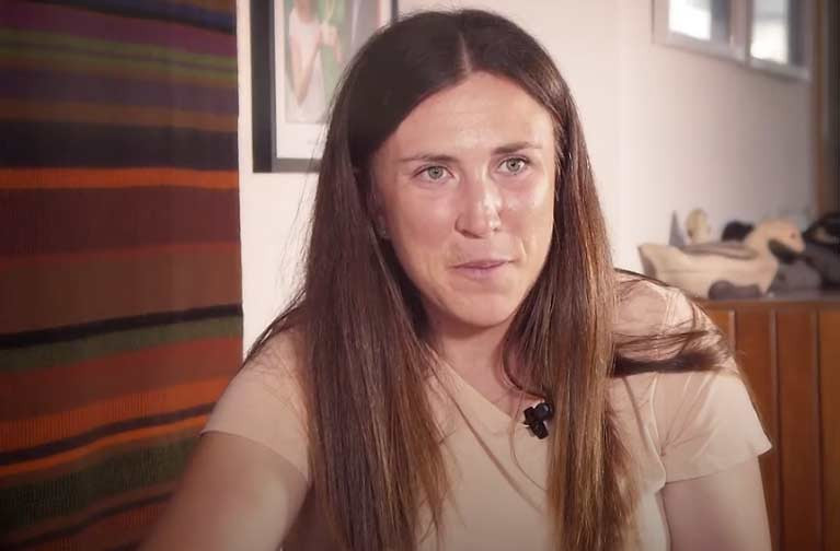Annalise Murphy - Sailing's Rio Olympic silver medalist