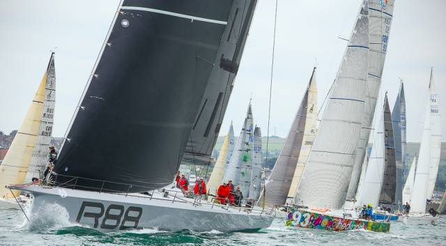 Round Ireland Yacht Race 2016 Overall Results Downloadable Here!