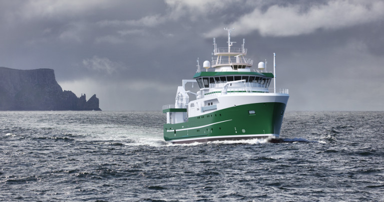 New Research Vessel for Marine Institute to be Named RV Tom Crean - Afloat Reveals