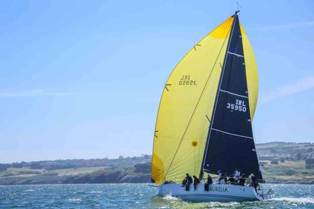 Chris Power Smith's J122 Aurelia is the ISORA overall leader after ten races sailed
