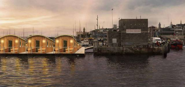 Dun Laoghaire Seeks Interest For 'Floating Homes' Proposal