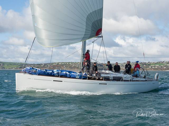 Murphy's Nieulargo Stays Top at Royal Cork Yacht Club Autumn Series
