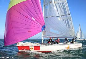 ICRA will offer an initial Capital Grant that will help clubs buy a keelboat for their U25 squad