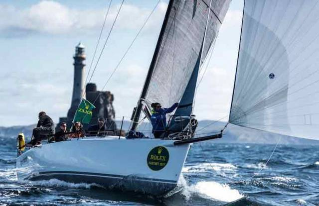 Conor Fogerty's 'Raw' Among Fastnet Race's Most Complete Pantheon of Offshore Race Boats