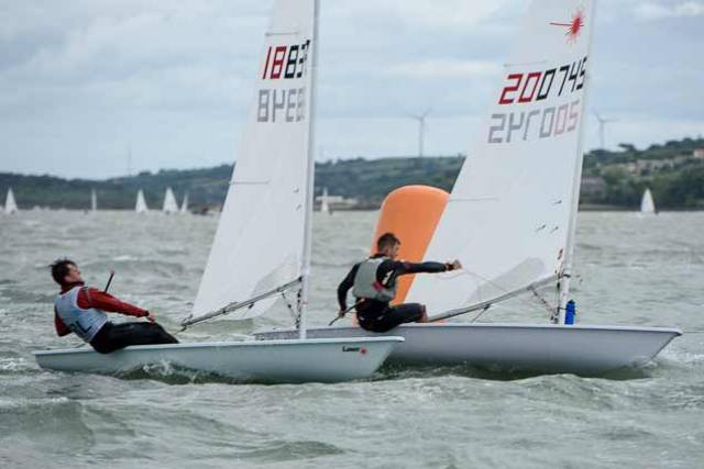 Laser Connacht Titles Go to Kinsale, Howth and Lough Ree
