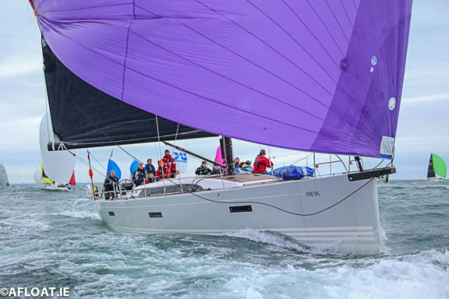 Good Luck to the Fastnet Race Crews From North Sails Ireland
