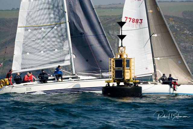 Super Sailing Conditions for Kinsale Spring League (Photo Gallery Here!)