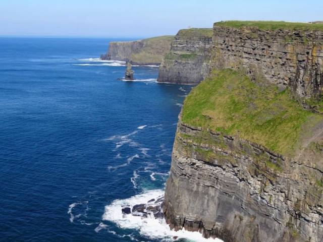 Cliffs of Moher in Co Clare