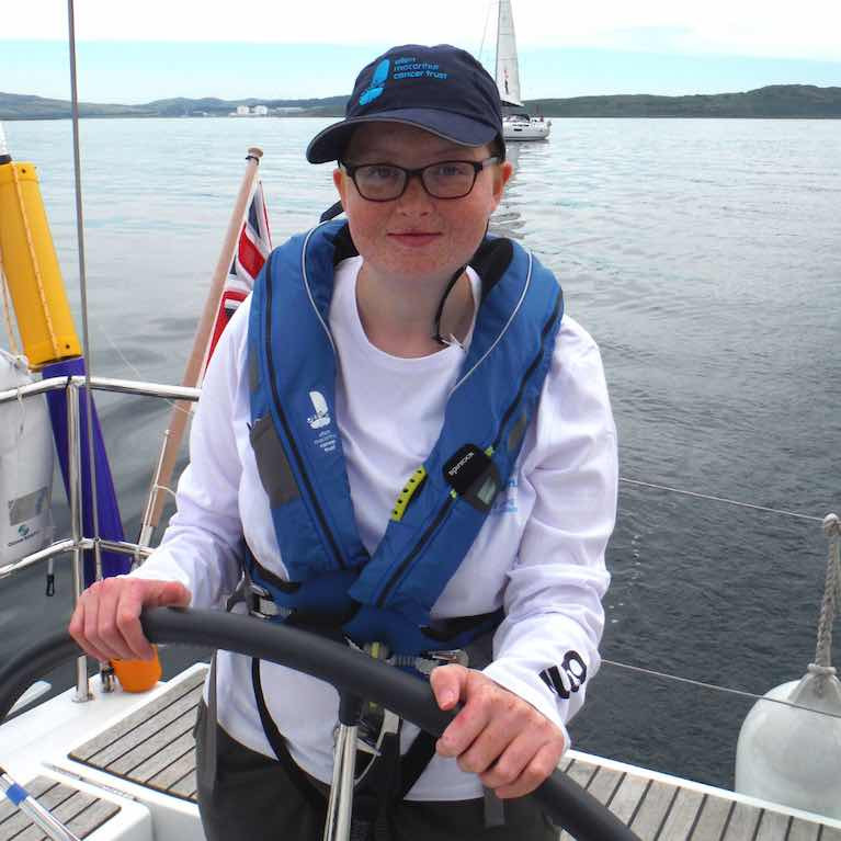 Belfast Lough Teen Wins Ellen MacArthur Cancer Trust T-Shirt Competition