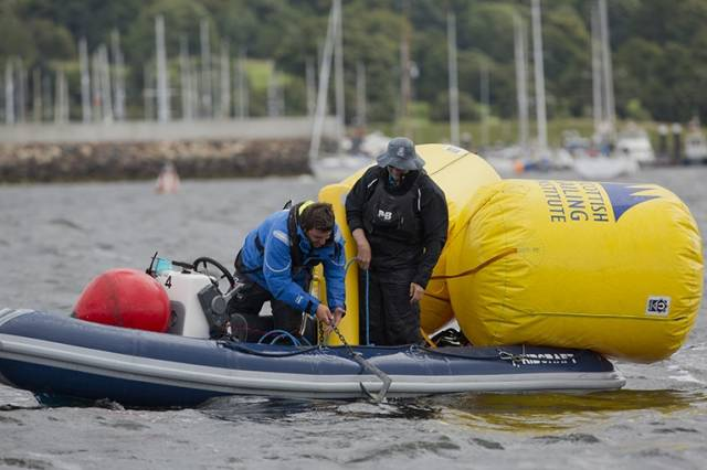 The Scottish Sailing Institute (SSI) was created to attract events to Scotland, coordinate large championship events and race training activity