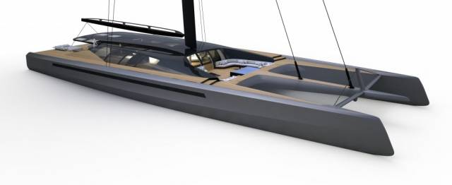 Founded in 2015 by Mitch Booth, BlackCat Superyachts are a new breed of catamarans