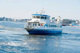 Powering up electric waterways  - ElectriCity's Volvo Penta-powered electric vessel will be the first fully-electric ferry in the city able to complete longer, multi-stop routes along the river