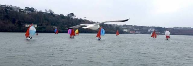 Kinsale Yacht Club Frostbites Ends, March Sailing League for Cruisers Beckons