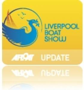 Northern Boat Show Launches At  Liverpool's Mersey River Festival