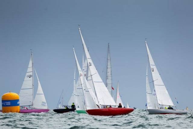 Mermaids in action at this year's Lendy Cowes Week regatta