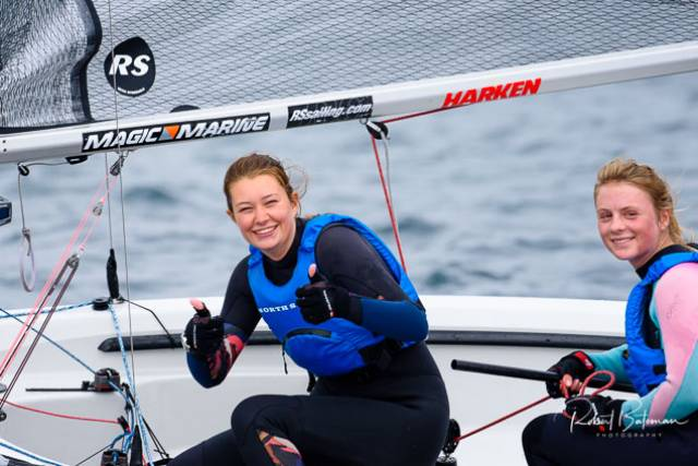 A thumbs up for 2019 DinghyFest at Royal Cork. See photo gallery below