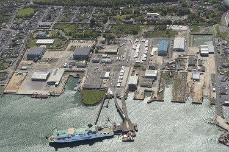 Port in Wales Submits Planning Application for Major £60m Marine Renewable Energy Development