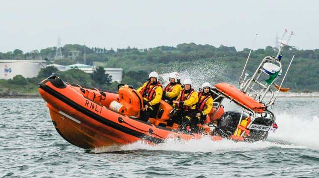 Missing Cork Harbour Kayaker Has Lucky Escape