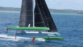 MOD70 Phaedo3 Smashes RORC '600 After Epic Duel