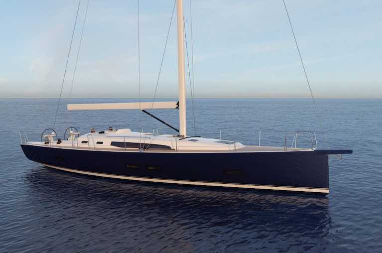 J Boats Announce New J/45 Cruiser Racer