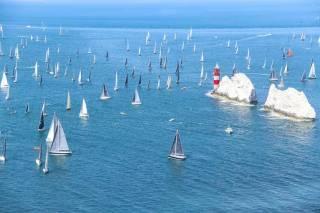 Smallest Boat (an 18-ft Bilge Keeler) Wins 2019 Round the Island Race